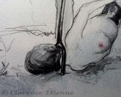 clarence-etienne-erotisme-bdsm-aquarelles
