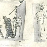 clarence-etienne-laurent-benaim-croquis-shooting