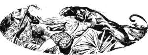 burne Hogarth-Tarzan