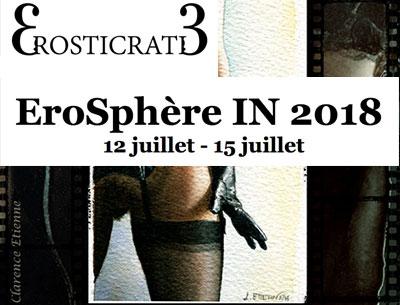 Clarence Etienne- Erosphere 2018- residence